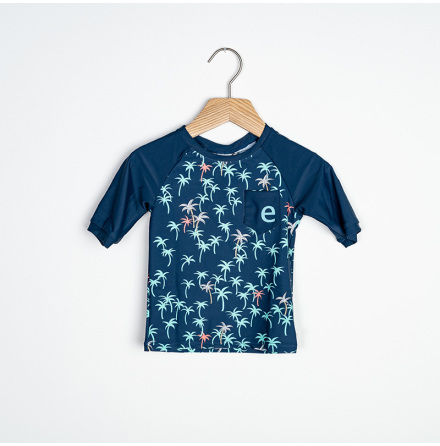 Tebert - Swim tee for children, UPF50+ protection