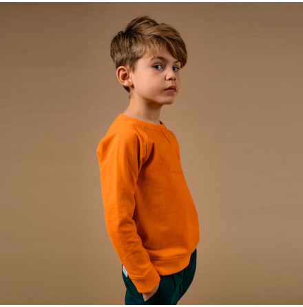 Garland  - Orange sweater for children