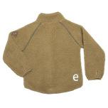 Dale - Terry fleece jacket for children