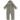 Dandy - Beige fleece bodysuit for baby