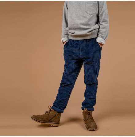 Faustino - Corduroy trousers for children