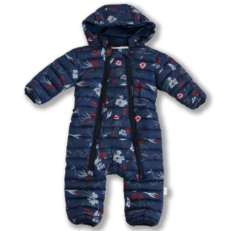 Damon Quilted Baby Suit
