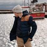 Dalton - Quilted winter jacket for children