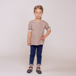 Mandy - Jersey tights for children