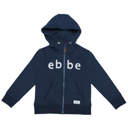 Baldwin - Sweatshirt jacket with hood for children