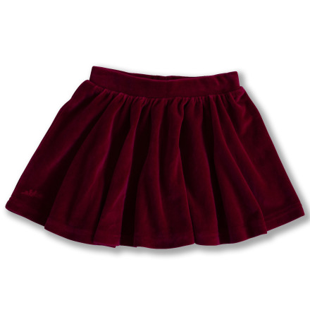 Janelle - Velour skirt for children