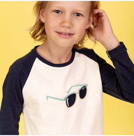 George - Longsleeved t-shirt for children