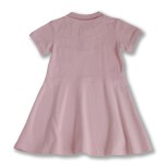 Havanna - Pink pique dress for children