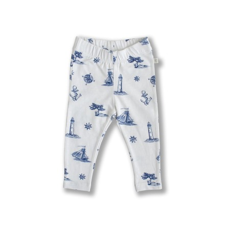 Edison - Printed leggings for baby