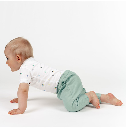 Obama - Chinos for baby