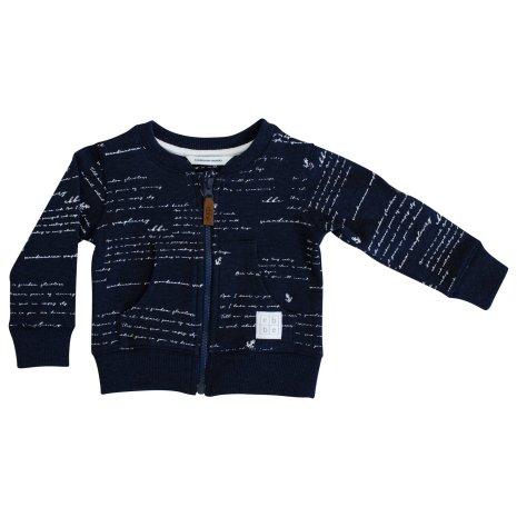 Baker - Sweatshirt jacket for children