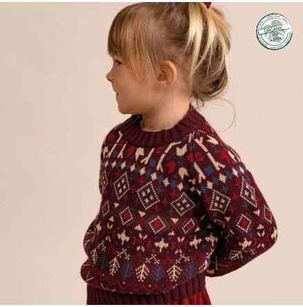 Verse Jaquard Sweater