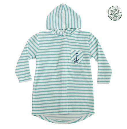 Nautic - Children's soft bathrobe