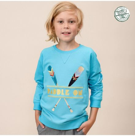 Victory Long sleeved Sweater