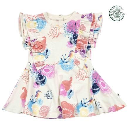 Heather Short sleeved Dress
