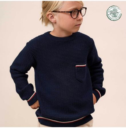Ailin Knitted Sweater