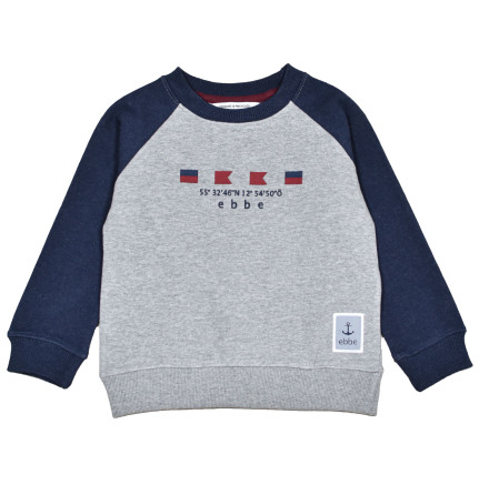 Elmer Raglan Sweater