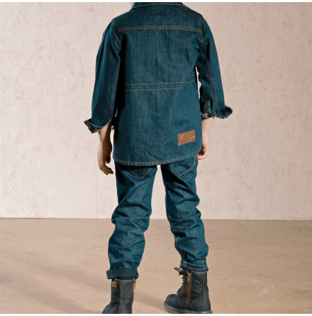 Kevin denim pants