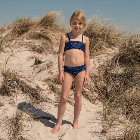 Bell - Bikini for children, UPF50+ protection