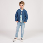 Koster quilted jkt
