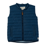 Kim quilted vest