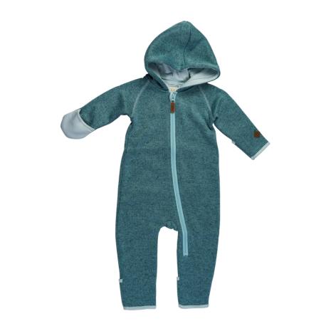 Koi fleece suit