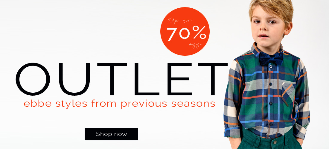 Shop children's wear to outlet prices